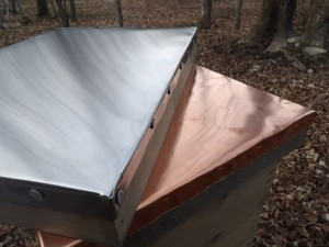 Aluminum or Copper Cover